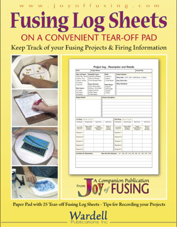 Fusing Log Sheets – Tear-off Pad