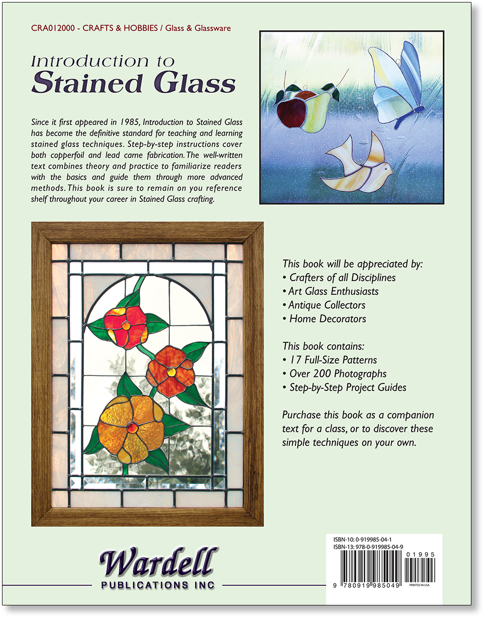 Stained Glass Basics Book