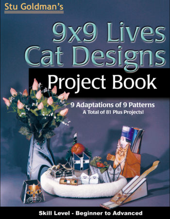 9×9 Lives Cat Designs
