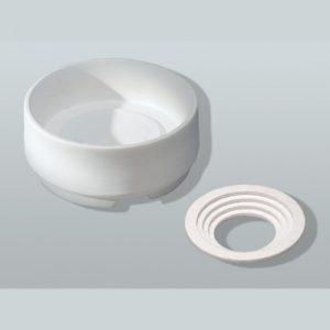 C105 Circle Foot Casting Mold