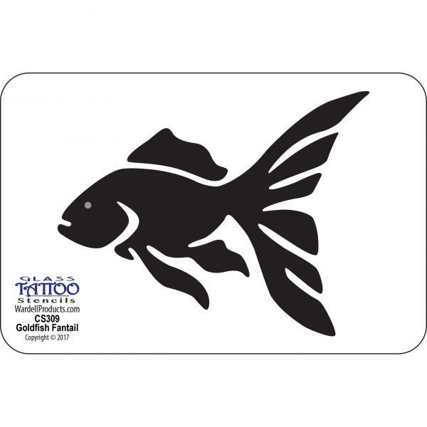 goldfish fantail