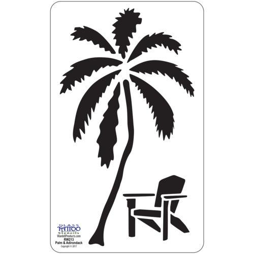Palm & Adirondack