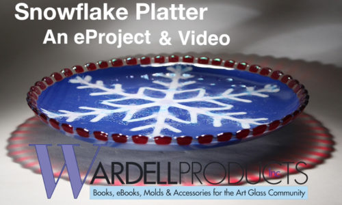 Snowflake Platter on Binasphere Mold HD Video
