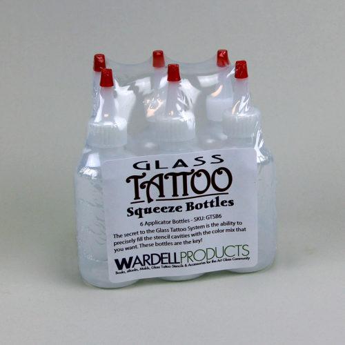 GTSB6 Squeeze Bottles
